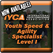 IYCA Speed & Agility Specialist Certification