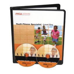 IYCA Youth Fitness Specialist certification - personal trainer certification